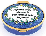 Staffordshire A Friend Is The One