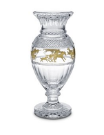 BACCARAT CHEVAL RALLY VASE