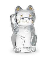 BACCARAT LUCKY CAT CHAT LUCKY CAT