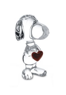 BACCARAT CARTOON SNOOPY HEART