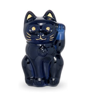 BACCARAT LUCKY CAT CHAT LUCKY CAT MIDNIGHT