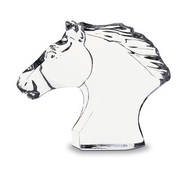 BACCARAT CHEVAL HORSE'S HEAD