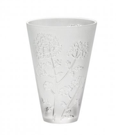 Lalique Ombelles Vase Small