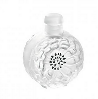 Lalique Dahlia Perfume Bottle N°4