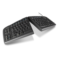 Goldtouch V2 Adjustable Keyboard & Comfort Mouse Bundle Keyboard