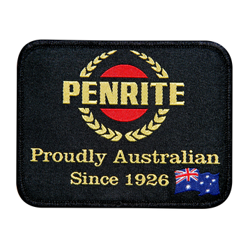 PENRITE PROUDLY AUSTRALIAN WOVEN PATCH