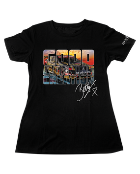 """GOOD MORNING CREATION"" T-SHIRT"