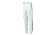 ATHLETICS LONG ELASTIC BOTTOM STYLE PANTS WITH PIPING