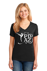PRIMA DANCE LADIES V-NECK