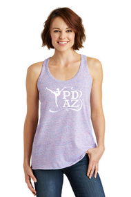PRIMA DANCE LADIES COSMIC TWIST TANK
