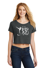 PRIMA DANCE JUNIOR CROP TEE