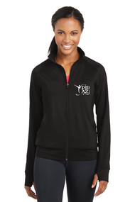 PRIMA DANCE BLACK NRG FITNESS JACKET