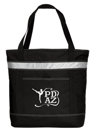PRIMA DANCE BLACK TOTE COOLER