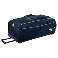 AZ OUTLAWS NAVY EQUIPMENT WHEEL BAG WITH LOGO AND NUMBER