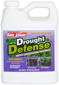Soil Logic Drought Defense - 32 ounce (quart) bottle