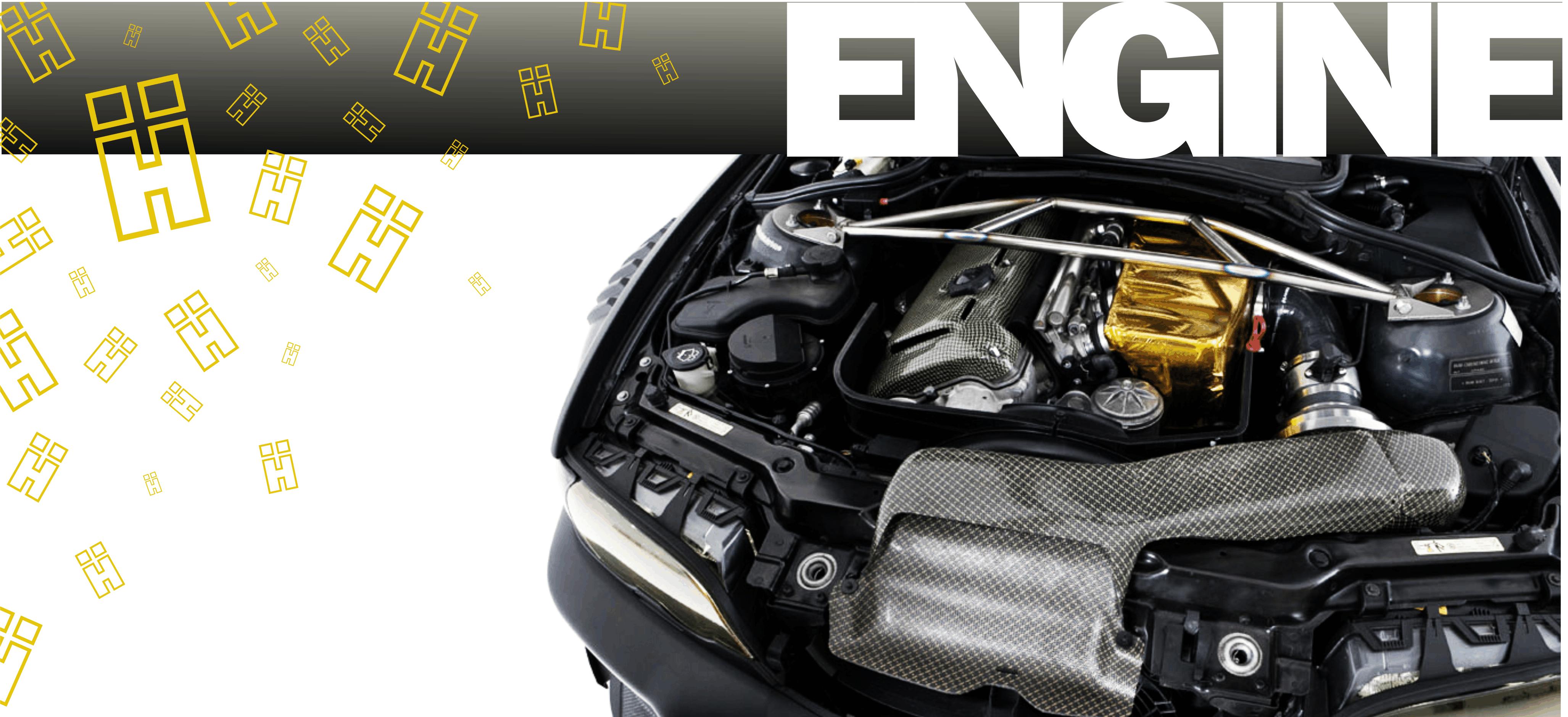 E46 E36 E90 E92 Engine performance racing parts track