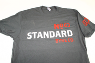 "Standard ""Branded"" logo Tee (new colors!)"