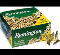 Remington 22 LR 36 Gr PLHP (Golden Bullet) 525 rds