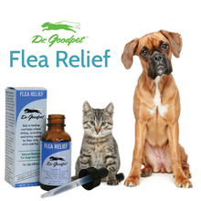 Flea Relief (Homeopathic)