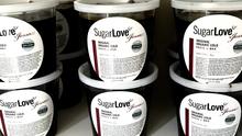 Case of 12 SugarLove Organic Cold Sugaring Paste.  Professional Body Sugaring. Sugaring Training.