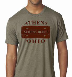 Athens Block Studio T-Shirt