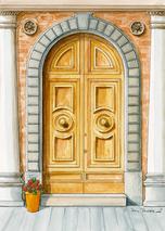 Doors of Italy - 8