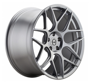 HRE FF01 Liquid Silver by BMR Autowerkes