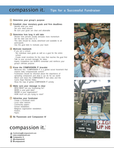 Tips for a Successful COMPASSION IT Fundraiser