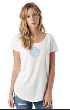 White Globe T-Shirt