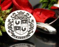 FRISCH Family Crest Cufflinks (Design 2)