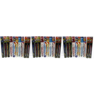 CYCLONES CLEAR AND REGULAR PRE ROLLED CONES MULTIPACK ASSORTED Pack of 30