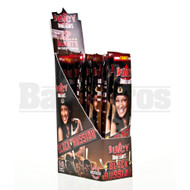 JUICY JAY'S DOUBLE 2 WRAPS BLACK RUSSIAN Pack of 25
