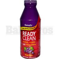 DETOXIFY READY CLEAN GRAPE 16 FL OZ