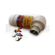 STASH SAFE ACETAMINOPHEN ARTHRITIS PAIN RELIEVER BOTTLE ASSORTED 50 CAPS