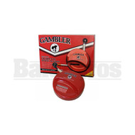GAMBLER CIGARATTE MAKING MACHINE ROUND RED Pack of 1 100MM