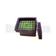 JWARE EASY FILLING SYSTEMS KNOX BLOCK BLACK PURPLE Pack of 1 MEDIUM