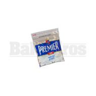 PREMIER FILTER TIPS BAG 200 TIPS BLUE Pack of 1 20MM