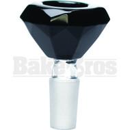BOWL BIG DIAMOND BLACK 14MM