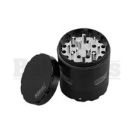 SHARPER BRAND POLLEN GRINDER 4 PCS BLACK Pack of 1
