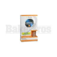 PURIFIED OMNI CLEANSING LIQUID ORANGE 1 FL OZ, 4 CAPSULES