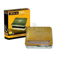 ZEN AUTOMATIC PAPER ROLLING BOX CHROME Pack of 1 70MM