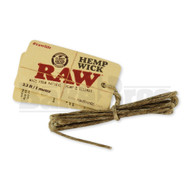 RAW HEMPWICK 1 METER / 3.3' SINGLE COLOR Pack of 1