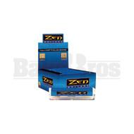 ZEN CIGARETTE ROLLING MACHINE BLUE Pack of 12 110MM