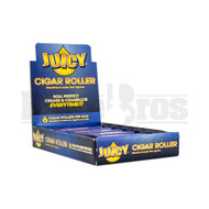 JUICY JAY'S CIGAR ROLLER MACHINE 120MM UNFLAVORED Pack of 6