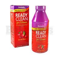 DETOXIFY READY CLEAN FOR WOMEN HERBAL CLEANSE CRAN-TEA 16 FL OZ