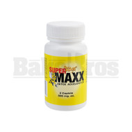 STINGER SUPER MAXX DETOX ACCELERATOR UNFLAVORED 2 CAPLETS