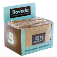 BOVEDA 2 - WAY HUMIDITY CONTROL Pack of 12 62 % RH 60G