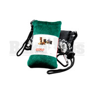 """BUG RUGZ PADDED PIPE POUCH ASSORTED COLORS 6"""" X 4"""""""