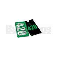 V SYNDICATE GRINDER CARD COLOR COLLECTION 420 SOMEWHERE Pack of 1