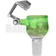 KROWN KUSH MALE HONEYBUCKET 2 GRIP DOTS SLIME GREEN 18MM